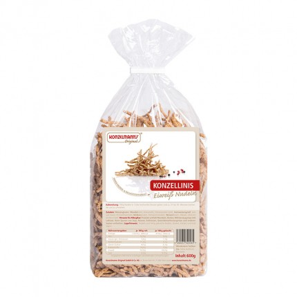 Konzelmann's Low Carb Pasta Konzellinis