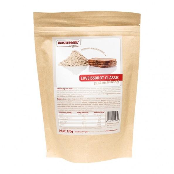 Pr paration pour pain prot in low carb konzelmann nu3 - Petit dejeuner pauvre en glucides ...