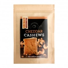 Krebaer Nusswerk Cheddar Cashews