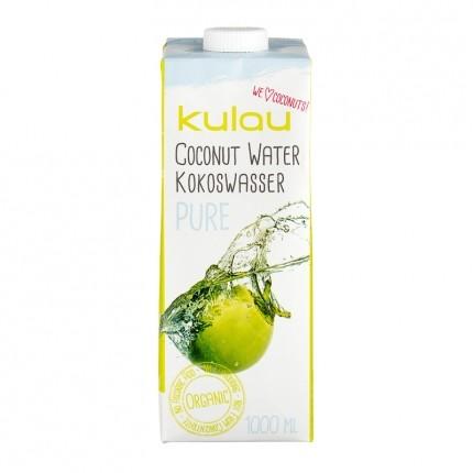 Kulau Bio Kokoswasser Pure (1000 ml)