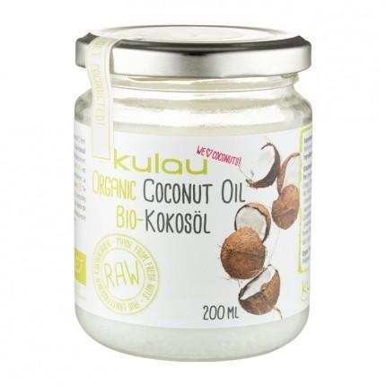 Kulau Gourmet ekologisk kokosolja