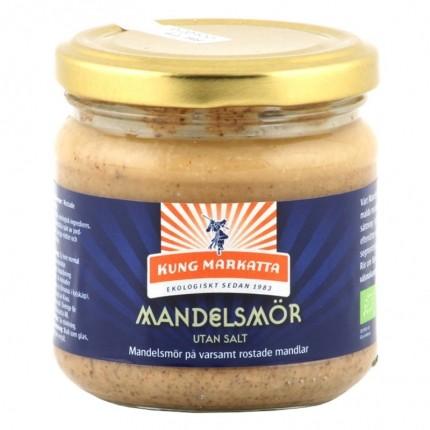 Kung Markatta Mandelsmör utan salt KRAV