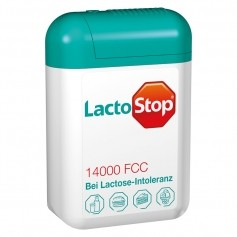 LactoStop 14000 FCC Tablets