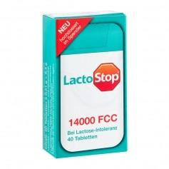 LactoStop 14000 FCC, Tabletten