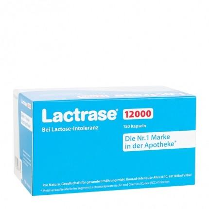 Lactrase 12000 FCC, kapsler