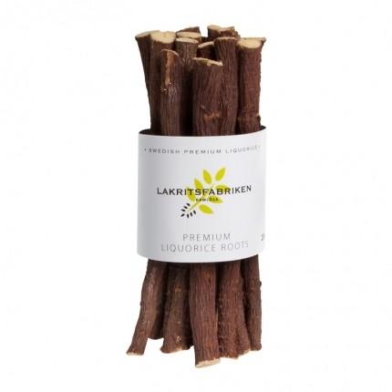 Lakritsfabriken Premium liquorice roots 200g