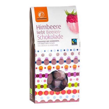 Landgarten Himbeere Beeren-Schokolade