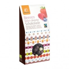 Landgarten Chocolate Coated Berry-Mix