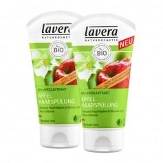 Lavera, Après-shampooing Pomme, cheveux normaux, lot de 2