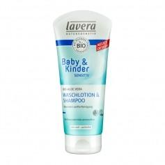 Lavera Baby & Barn Neutral tvättkräm och shampo