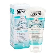 Lavera basis sensitiv plejecreme med sheabutter