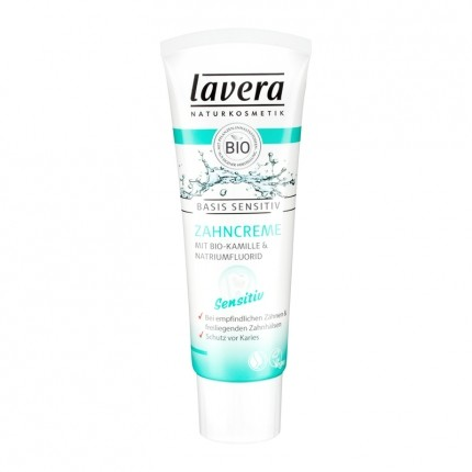 Lavera basis sensitiv Zahncreme Sensitiv