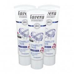 3 x Lavera basis sensitiv Zahncreme