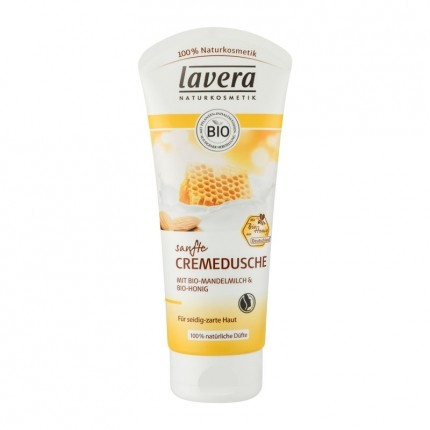 Lavera Body Spa Shower Gel - Milk & Honey
