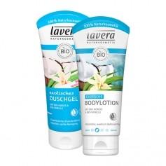Lavera Coconut Dream Körperpflege-Set