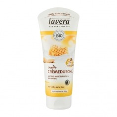 Lavera Gel Douche Honey Moments Lait et Miel