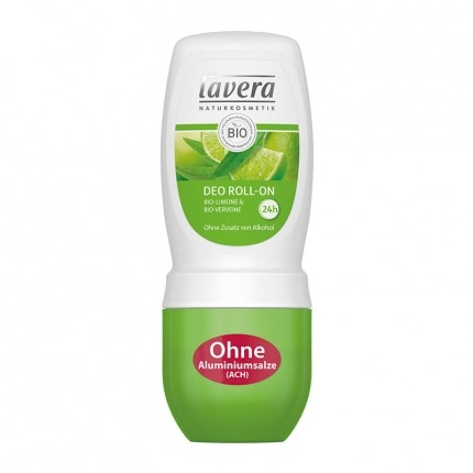 Lavera Lime Sensation Soft Deo Roll-on