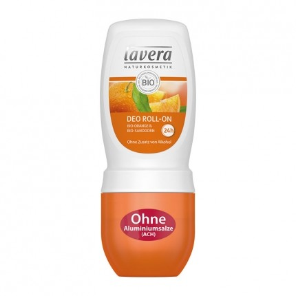 Lavera Orange Feeling Soft Deo Roll-on