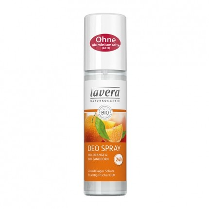 Lavera Orange feeling fresh deo spray