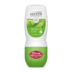 Lavera, Déodorant douceur à bille lime sensation