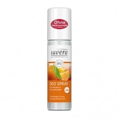 Lavera, Déodorant spray fraîcheur orange feeling