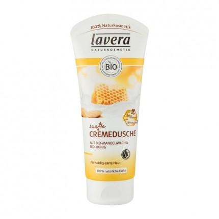 Lavera Honey Moments Duschgel mit Milch und Honig