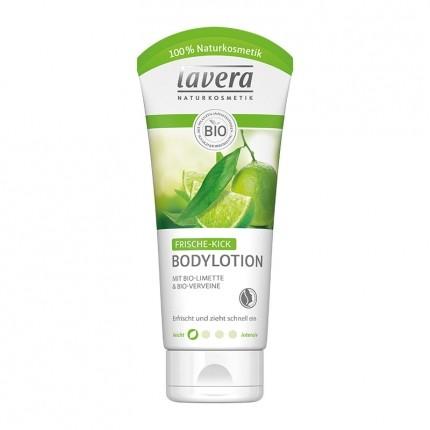 Lavera Lait Corps Lime Sensation Verveine et Citron Vert