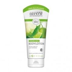 Lavera Lime Sensation bodylotion med verbena og lime