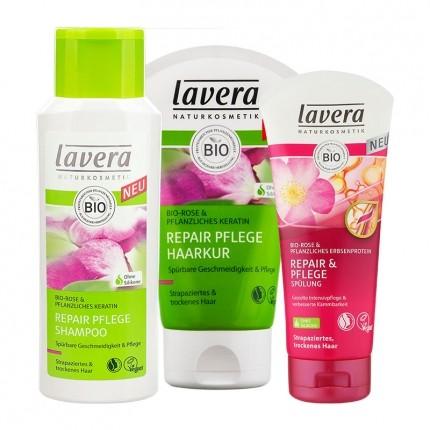 Lavera Hair PRO Repair Haarpflege-Set