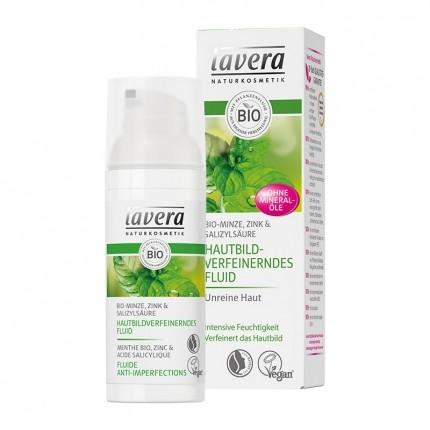 Lavera Hautbildverfeinerndes Fluid (50 ml)