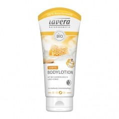 Lavera Honey Moments Body Lotion with Milk & Honey