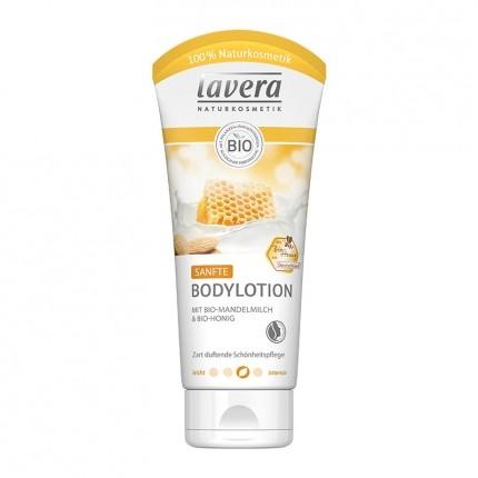 Lavera Honey Moments Body Lotion with Milk & Honey