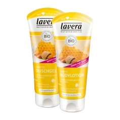 Lavera Honey Moments Körperpflege-Set