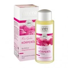 Lavera Rose Garden Körperöl mit Bio-Wildrose