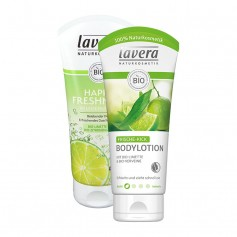 Lavera Lime Sensation Körperpflege-Set