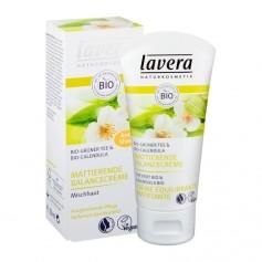 Lavera Mattierende Balancecreme mit Calendula und Ingwer