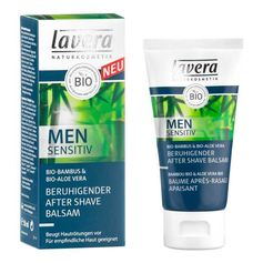 Lavera Men Sensitiv Lugnande After Shave Balsam