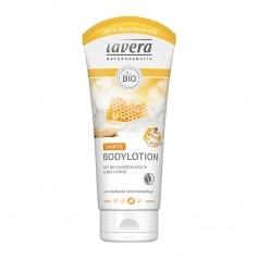 Lavera Honey Moments Bodylotion mit Milch und Honig