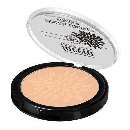 Mineral Compact Powder, Honey 03 (7 g)