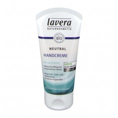 Lavera Neutral Hand Cream - Evening Primrose Oil & Shea Butter