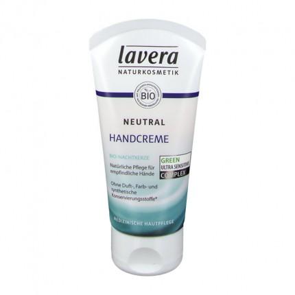 Lavera Neutral Handkräm med jättenattljusolja och sheasmör