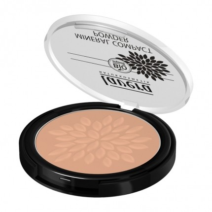 Lavera Trend Sensitiv Mineral Compact Powder Almond 05