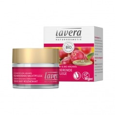 Lavera Regenerierende Nachtpflege Cranberry & Arganöl