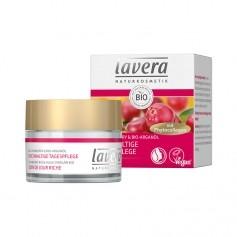 Lavera Reichhaltige Tagespflege Cranberry & Arganöl