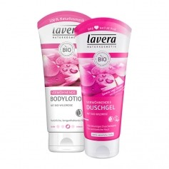 Lavera Rose Garden Body Care Set