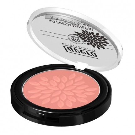 Lavera So Fresh Mineral Rouge Powder Velvet Plum