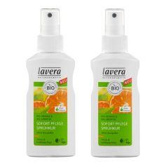Lavera Hair PRO Sofort Pflege Sprühkur Doppelpack