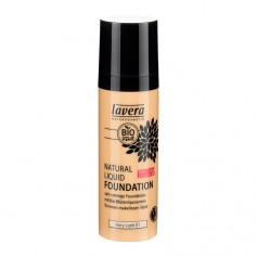 NATURAL LIQUID FOUNDATION - Porcelain 01