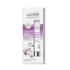 Lavera Straffende Augenpflege mit Weißem Tee und Karanjaöl