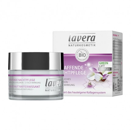 Lavera My Age Regenerierende Nachtpflege mit Weißem Tee und Karanjaöl
